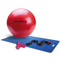 Palle Mediche e Gymballs Sveltus Pack Easy Fitness