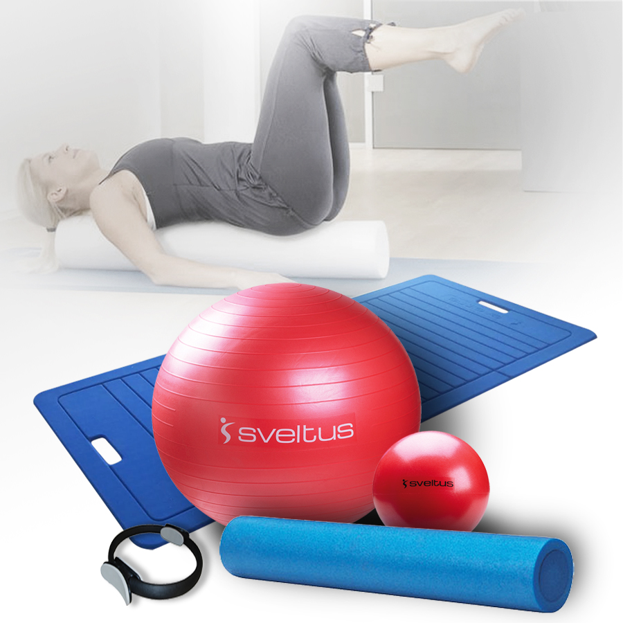 Sveltus Pack Pilates