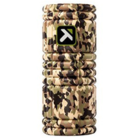 Attrezzi Bodybuilding TRIGGER POINT Rullo per Massaggio Grid Camouflage