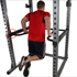 Bodysolid Option Dips per gabbia da squat GPR378