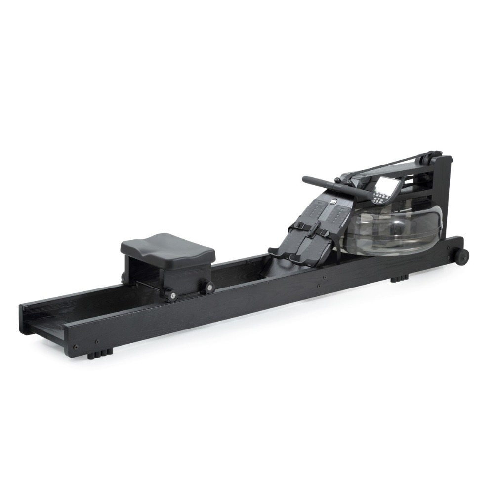 Waterrower WATERROWER IN LEGNO DI FRASSINO NERO CON DISPLAY S4
