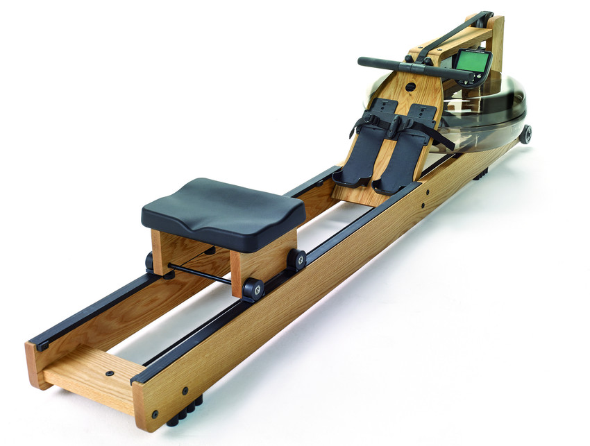 Waterrower WaterRower in legno di Quercia con display S4