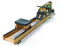 Vogatori Waterrower WaterRower in legno di Quercia con display S4