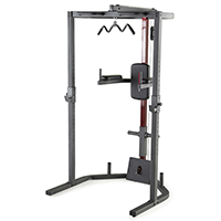 Smith Machine e Squat Weider POWER RACK