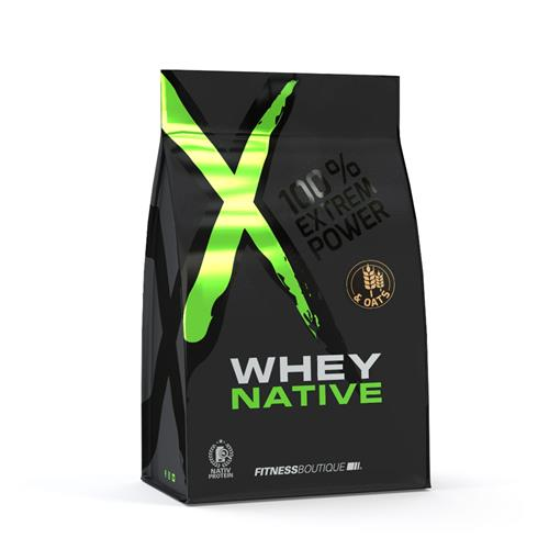 proteine XNative WHEY & OATS