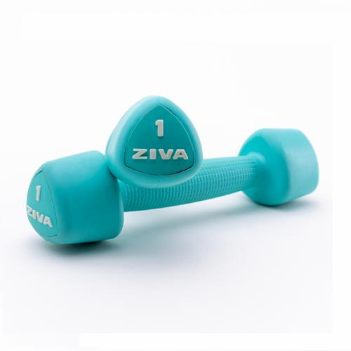 Manubri STUDIO TRIBEL DUMBBELLS Ziva - Fitnessboutique